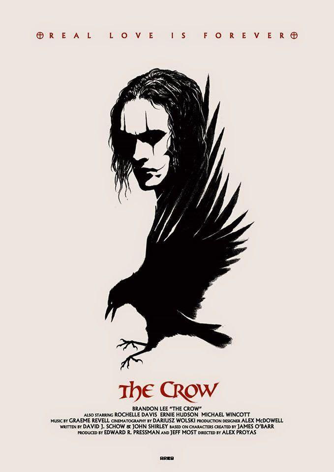 Cool Art: 'The Crow' by Matt Ferguson