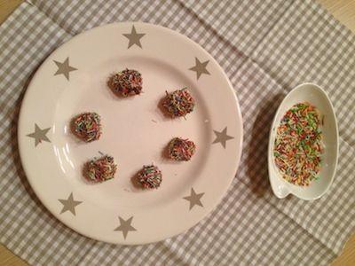 Blog - Πανεύκολα σοκολατάκια με μέλι