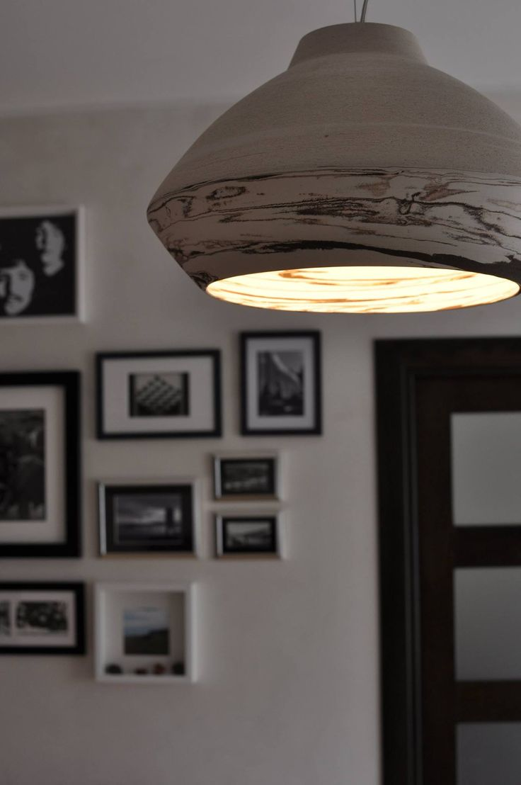 MATERA by ILIDE Suspension lamp Black&White