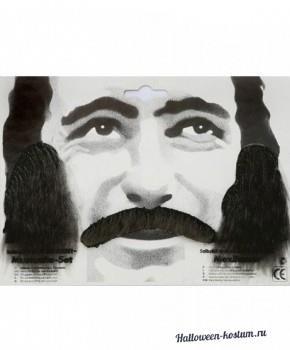 Карнавальные костюмы усы борода бакенбарды