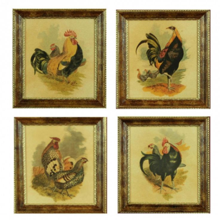 Rooster Kitchen Decor French Country: 27 Best French Country Rooster Decor Images On Pinterest