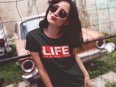 Life Is... Unisex Crewneck Sweater