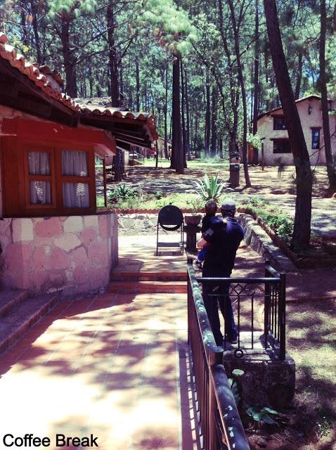 Coffee Break: Hotel Sierra Vista Mazamitla BEST CABINS EVER