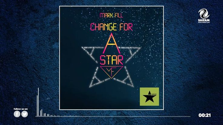 Mark Fill - Change For a Star (Official Teaser Video)