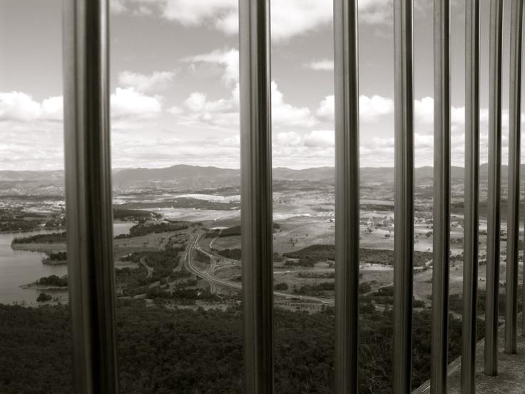 Diferente vista en Canberra
