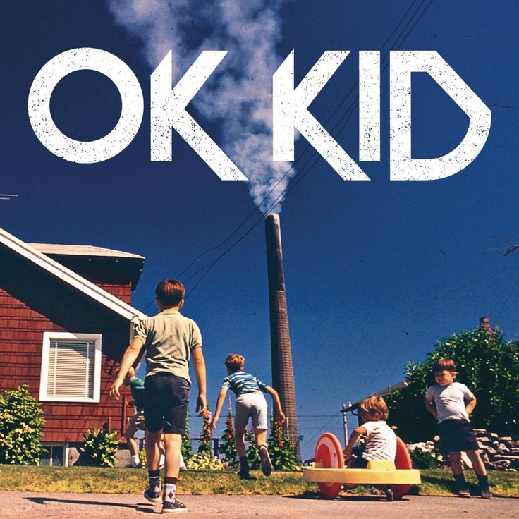album cover art: ok kid - ok kid [04/2013]