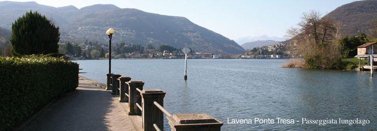 Lungolago - Lavena Ponte Tresa