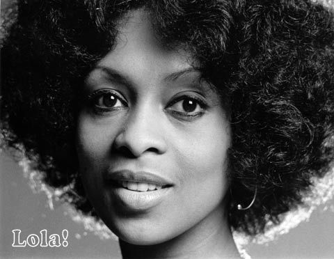 "My mom always used to ask me, ""Who do you think you are? Lola Falana? I was probably the only 6-year-old to ever know who she was. :-)"