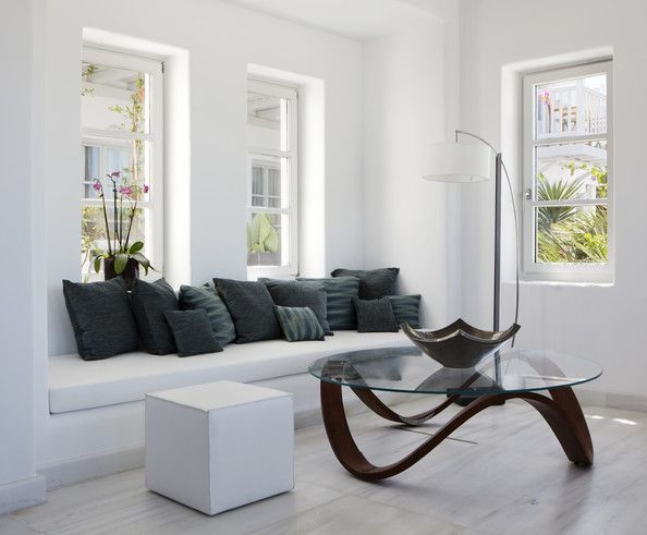 Living Room Modern Photo