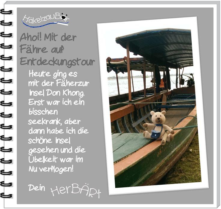 Hallo ihr Lieben, bei meiner Tour ging es auch auf hohe See! Wie es mir erging, seht ihr hier & alle weiteren Infos findet ihr auf www.topp-kreativ.de