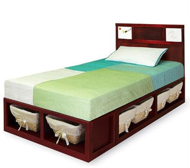8 best images about platform bed on pinterest mattress - Best platform beds with storage ...