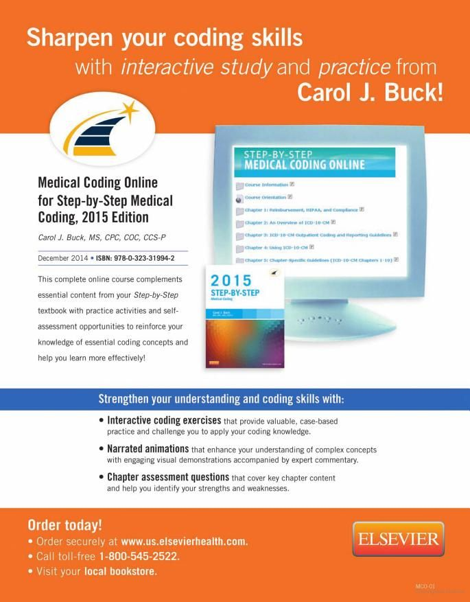 Physician Coding Exam Review 2014: The Certification Step with ICD-9-CM, 1e