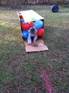Shauna shares: Wipeout Birthday Party