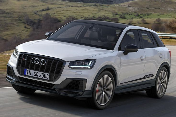 Audi SQ2 Makes Us Want The Little Crossover Even More — CarBuzz – Cars & bikes