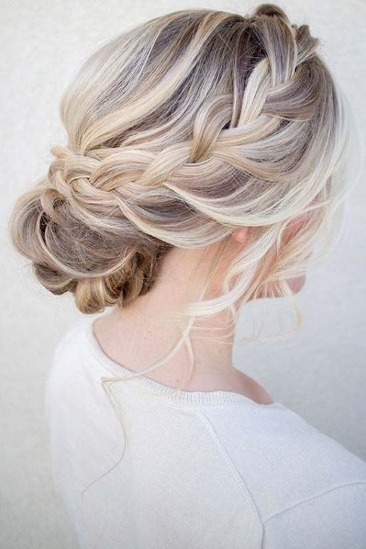 36 Messy Wedding Hair Updos For A Gorgeous Rustic Country To Chic Urban