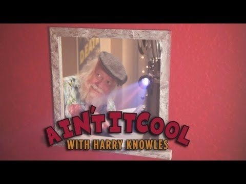 Harry's COMIC-CON 2012 Film Geek Guide! - Ain't it Cool with Harry Knowles. #SDCC