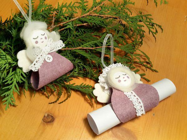 Meglepetést rejtő angyalka karácsonyfadísz ötletek - Art-Export webáruház