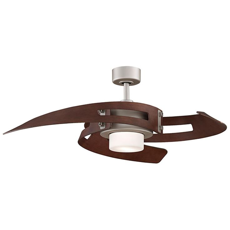 Framed crystal glam square ceiling light 2 ceiling fans and ceilings - Curved blade ceiling fan ...