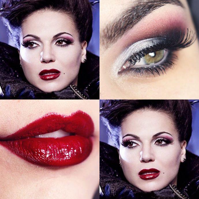 Tutorial – maquiagem da Evil Queen especial para o Halloween