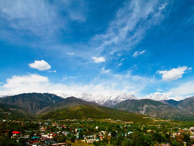 DIscover Dharamshala; serene and peaceful