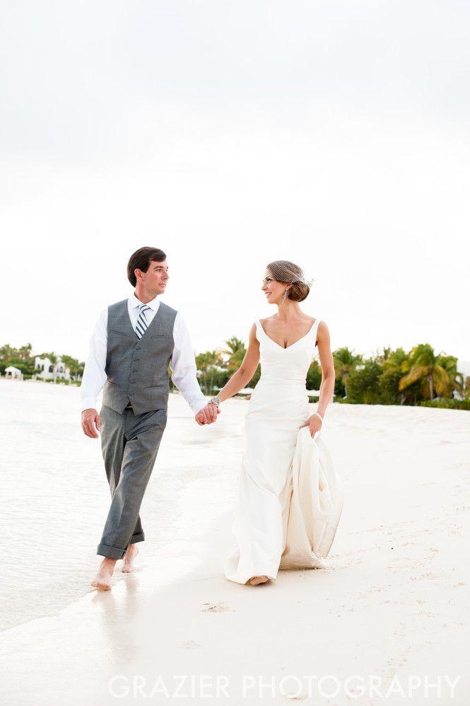 beach wedding in new jersey%0A Beach wedding at Cap Juluca  Anguilla  Player Hanna Wedding  photo by  Grazier Photograpy