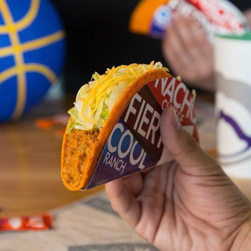 Who doesn't love free tacos? Thanks to the Golden State Warriors 118-113 road win against the Cleveland Cavaliers in game three Taco Bell is giving away free tacos on Tuesday.  Before the 2017 NBA Finals began the taco chain offered a free Doritos Loco Taco if a team stole a road win during the series.  The Cavaliers took game four 137-116 but eventually fell to the Warriors 129-120 Monday night securing Golden State's second title in three years.  Customers can grab their free taco at…