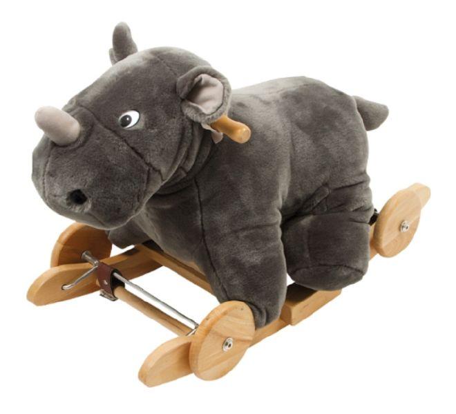 Rinoceronte a dondolo «Beppo» [mesi 18+]