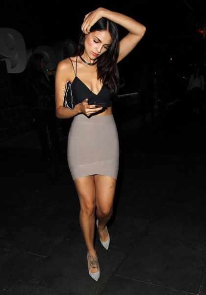 Eiza Gonzalez Photos - Celebrities Enjoy Night Out at the Blind Dragon - Zimbio