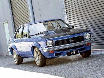 1977 Holden Torana A9X L31 sedan