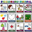 Diccionario bimodal:http://www.catedu.es/diccionario_bimodal/