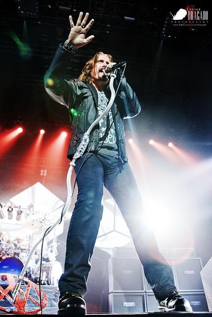 Dream Theater_01@Palacio Vistalegre by Javier Bragado, via Flickr