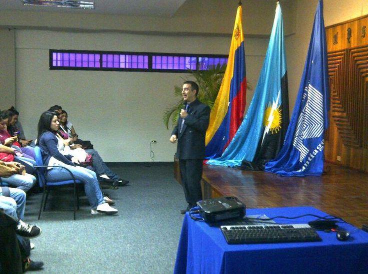 Nomofobia. Jornadas Tecnológicas IUPSM. Maracaibo, Edo Zulia. 2013.