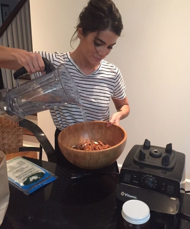 The Pantry (Yes, Pantry) Products Nikki Reed Uses for Luminous Skin
