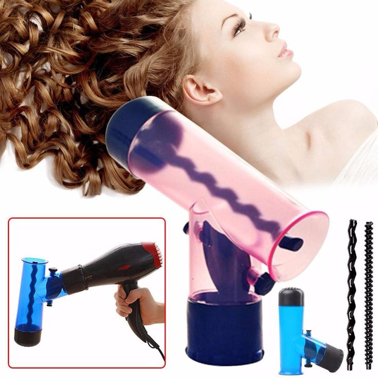 Magic Air Curler Hair Dryer Roller Easy Wind Cap Supplies High Quality //Price: $US $9.86 & FREE Shipping //     #hashtag4