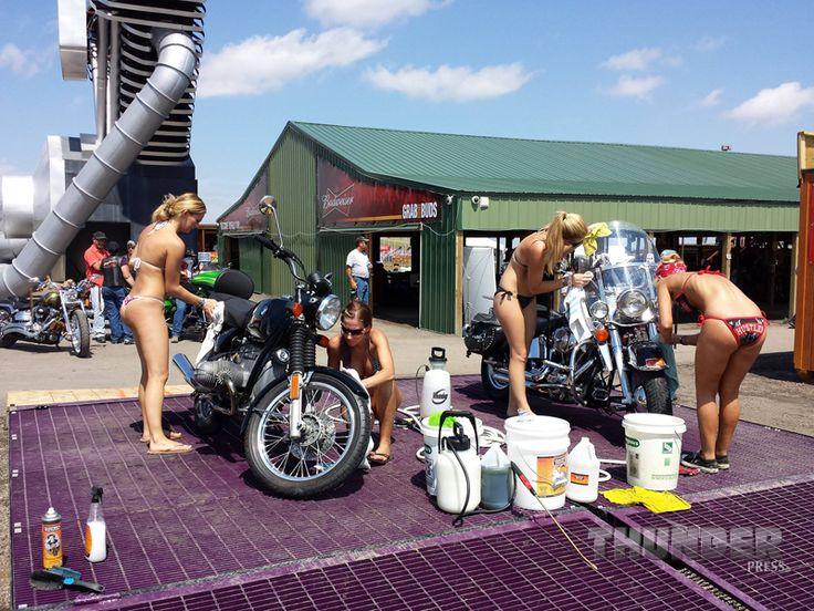 Sturgis Bikini Bike Wash Sturgis Motorcycle Rally