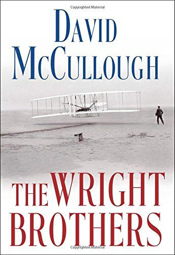 The Wright Brothers by David McCullough http://smile.amazon.com/dp/1476728747/ref=cm_sw_r_pi_dp_5MPuvb0A8FFB6