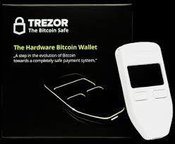 Výsledek obrázku pro bitcoin trezor
