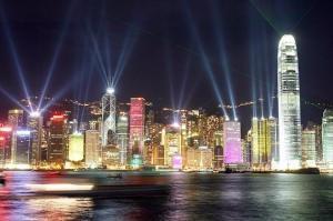 Hong KongHong Kong, Favorite Places, Trav'Lin Lights, Hongkong, Modern Architecture, Lights Show, Travel Destinations, Cities Lights, China