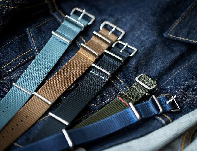 These High-End Nato Straps Are Made Completely in America #thatdope #sneakers #luxury #dope #fashion #trending