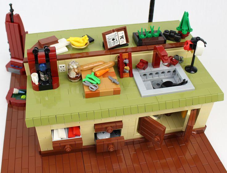 Lego Living Room Furniture