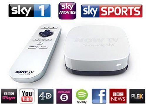 Now TV Box & PLEX Installed -YouTube – ITV Player – BBC iPlayer – 4OD – 5Demand - http://Media-Streaming-Devices.co.uk/product/now-tv-box-plex-installed-youtube-itv-player-bbc-iplayer-4od-5demand/
