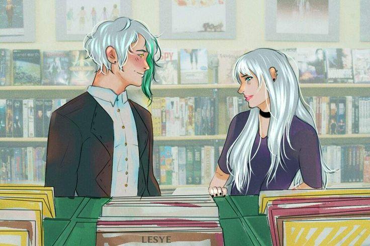 Fanart - Lysandre & Docete | Amor Doce(Game)™ Amino