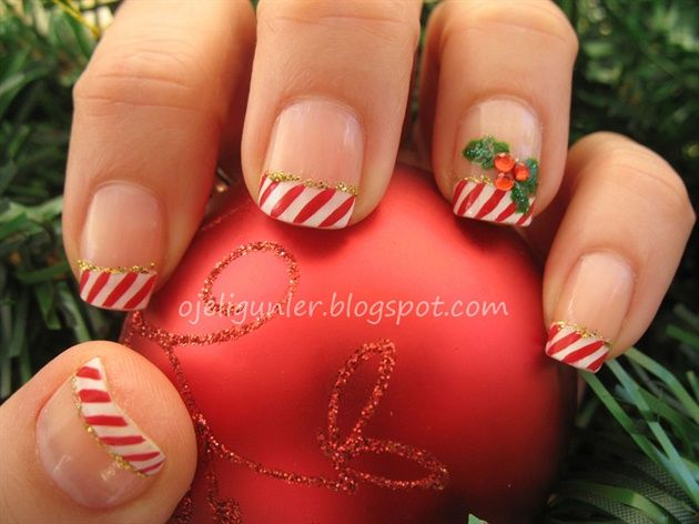 Hand painted - Nail Art Gallery by NAILS Magazine