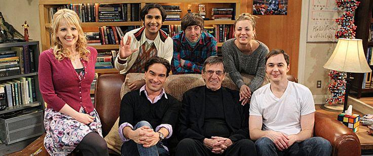 The Big Bang Theory Tribut Leonard Limoy