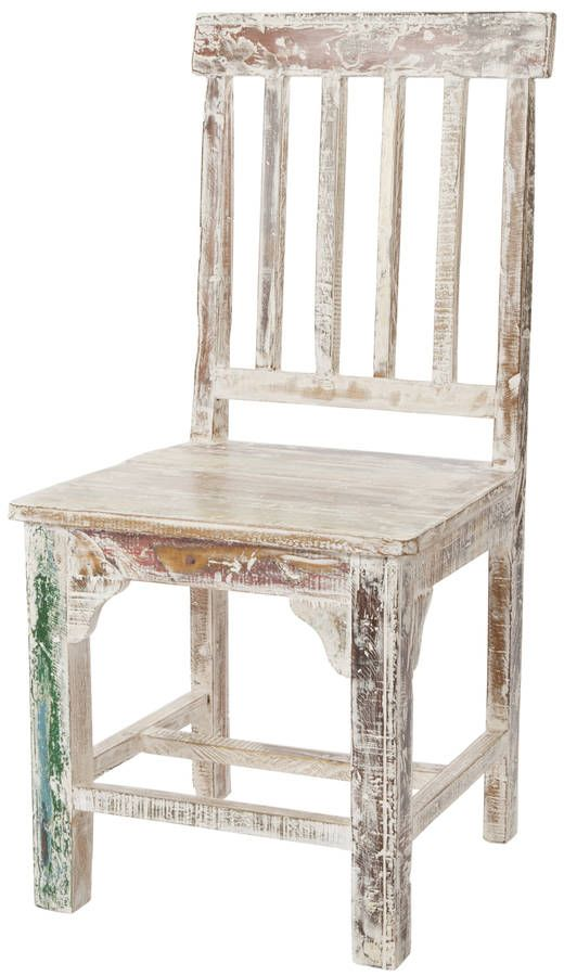 Fort, as the name suggests is our range of sturdy and rock solid dining chairs.Unique solid wood dining chairs hand finished / crafted from solid reclaimed wood. These are hand crafted and finished to the highest artistic standards and hand finished using a layer of chalk based paint finish. Since the wood is reclaimed it has some splashes of colour from its previous life. These chairs can be ordered individually or as a set of two or multiple pieces. Although the design and the layout of…