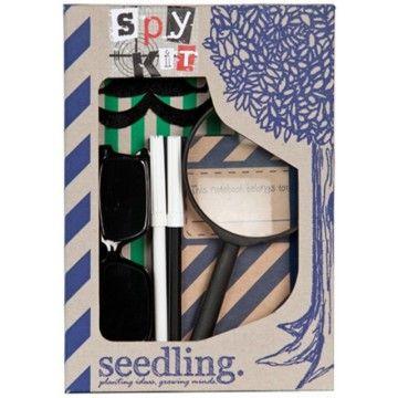 Seedling - Top Secret Spy Kit
