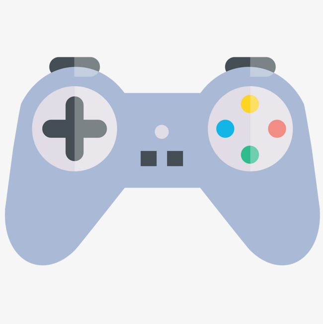 Video Game Controller Game Remote Cartoon Games Cartoon Video Games