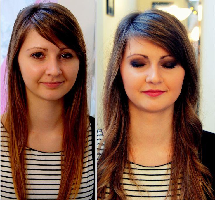 Fryzura. #hairstyle #fryzury