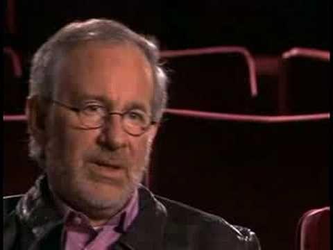 Steven Spielberg on Schindler's List
