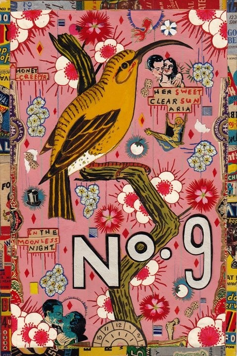 The Nukupu 'u - Chicago artist Tony Fitzpatrick